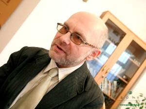 Grzegorz Welik, dyrektor Archiwum Państwowego w Siedlcach
