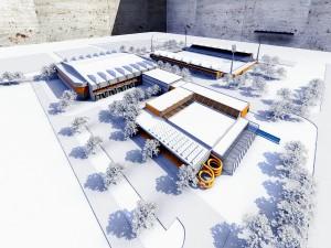 Aquapark. Zdjęcie pochodzi ze strony internetowej Agencji Rozwoju Miasta Siedlce.