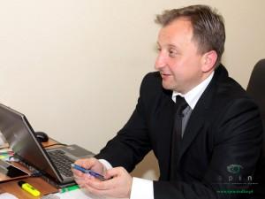 Mariusz Orzełowski: Myślę, że jest to dobra umowa Fot. AB