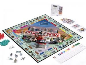 Monopol - gra, ktorą pamiętamy z dzieciństwa. Fot. internet