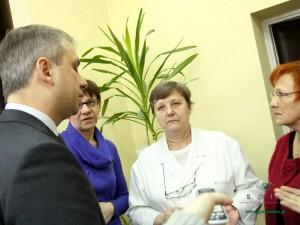 Walkę o Poliklinikę zapowiadają także pacjenci, którzy jak tylko będzie potrzeba wyjdą na ulicę