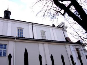 Kościół pw. św. Stanisława. Fot. MK