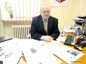 Sławomir Marchel: Część urzędników pracuje w bardzo trudnych warunkach Fot.AB