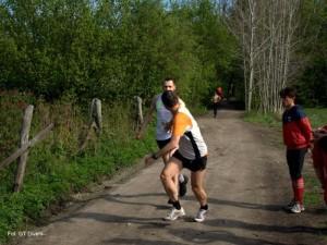 Yulo Run Team Siedlce w Starej Miłosnej. Fot. YRTS