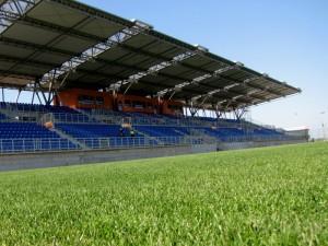 Stadion przy ul. Północnej. Fot. JK
