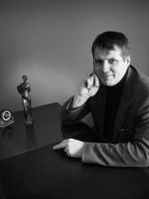 Prezes MKP Pogoń Siedlce Jacek Kozaczyński. Fot. arch. własne prezesa