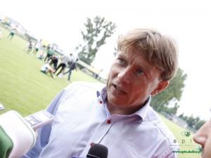 Grzegorz Wędzyński. Fot. AB