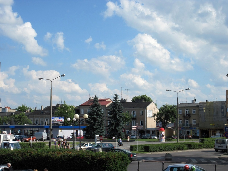 plac sikorskiego
