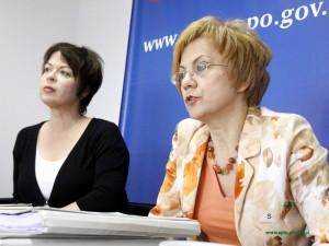 Małgorzata Podniesińska, prokurator z wydziału do spraw przestępczości gospodarczej Fot. AB