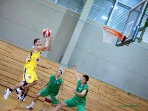 Michał Przybylski (SKK) Fot. AB