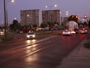 Skrzyżowanie Sokołowska/Jagiełły już wkrótce zostanie przebudowane. Fot. BG