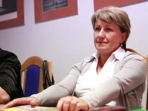 Elżbieta Wojtyra, dotychczasowa p.o. dyrektora.