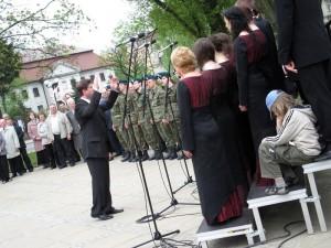 Krzysztof Boruta (dyryguje) zostanie zastępcą Mariusza Woszczyńskiego?