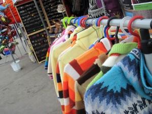 Bazar już tylko na bazarze. Fot. BG