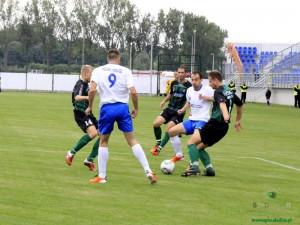 Wrześniowy mecz ze Satalą i druga kara dla klubu. Fot. AB