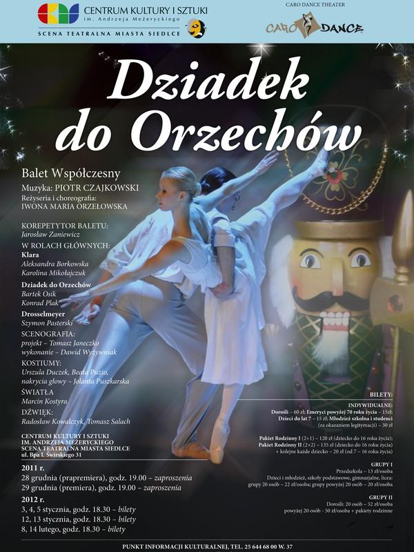 nowe tanie Cena obniżona styl mody Dziadek do Orzechów