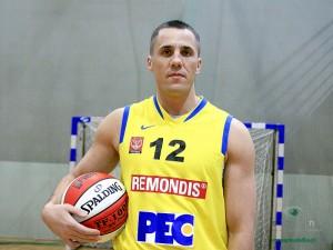 Jacek Czyż - zawodnik SKK Siedlce Fot. AB