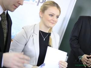 Olga Smułka, laureatka X RKWE fot. AB