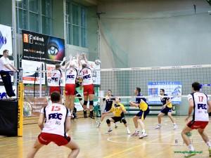 Remont hali jest konieczny m.in. ze względu na rozgrywki ligowe siatkarzy i koszykarzy. Fot. AB