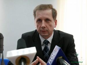 Mirosław Leśkowicz: Zmniejszyliśmy obsadę dyżurów lekarskich w oddziale chirurgicznym Fot. AB