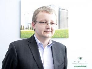 Marek Suplewski, prezes zarządu Fot. AB