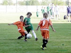 Finałowy mecz Fot. AB