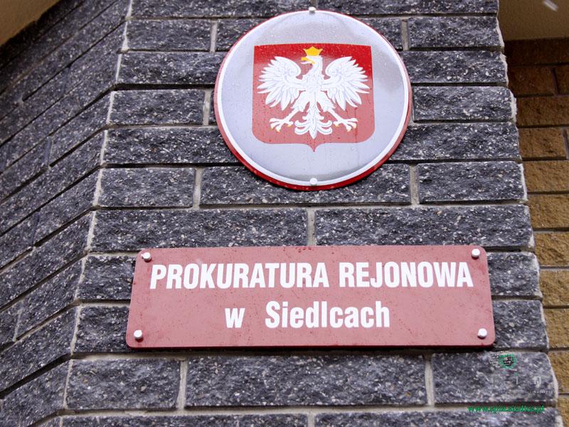 Prokuratura Rejonowa w Siedlcach