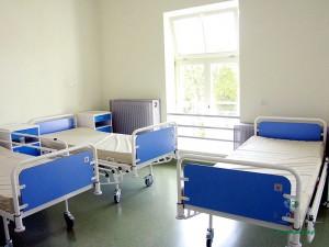 Jedna ze szpitalnych sal. Fot. AB