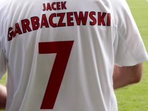 Jaką koszulkę ostatecznie założy Jacek Garbaczewski? Fot. BG