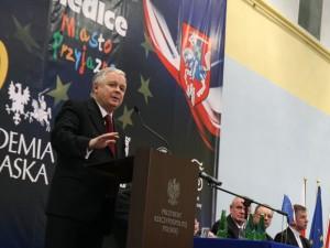 Czy pomnik śp. Lecha Kaczyńskiego stanie w Siedlcach? Fot. AB