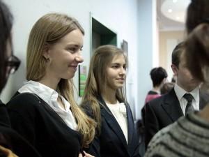 Zuzanna Niedziółka (pierwsza z lewej) Fot. AB