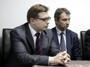 - Zarząd województwa mazowieckiego wyraził zgodę na poręczenie kredytu dla siedleckiego szpitala na poziomie do 20 milionów złotych - powiedział wicemarszałek Mazowsza Krzysztof Strzałkowski. Fot. AB