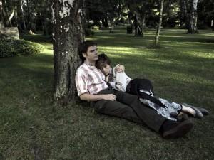 """Kadr z filmu """"Zamieszkajmy razem"""" Fot. NK Siedlce"""