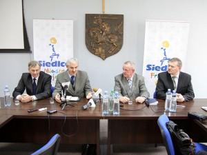 Konferencja prasowa ws. zmian w ZUO