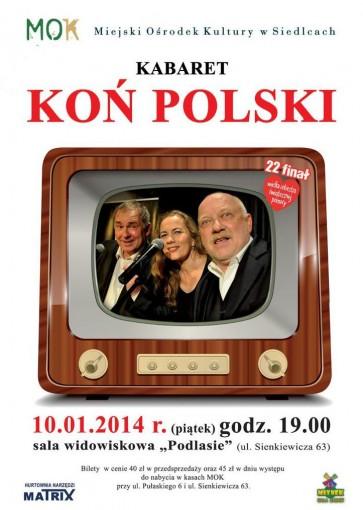 kabaret kon polski caly