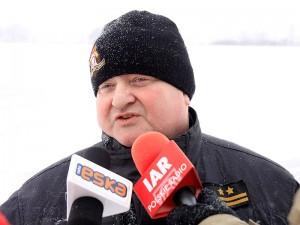 bryg. Wojciech Grzegorczyk, dowódca JRG 1 w Siedlcach