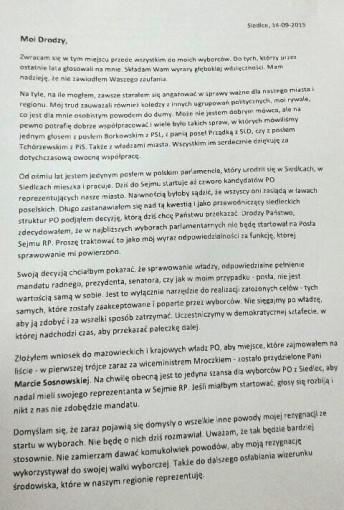 kozaczynski pismo