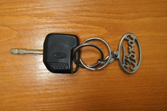 policja kluczyki
