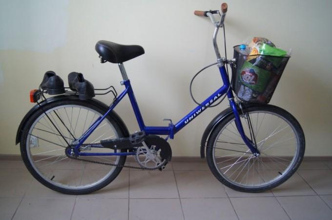 rower policja