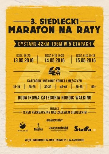 maraton na raty
