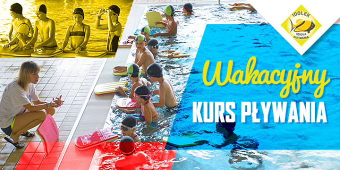 wakacyjny kurs pływania