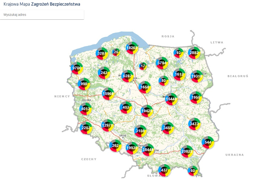 Krajowa Mapa Zagrozen Bezpieczenstwa Sie Sprawdza Spin