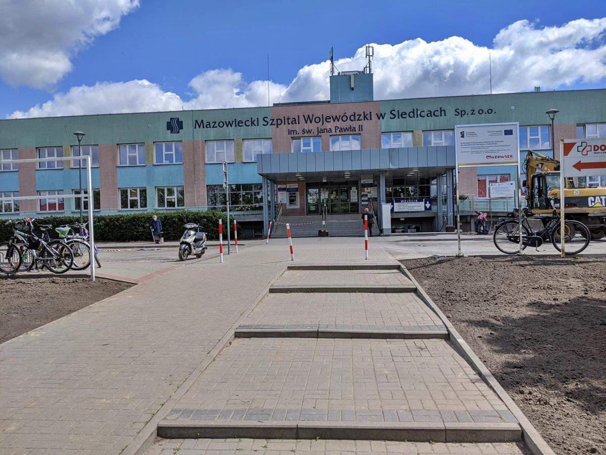 Mazowiecki Szpital Wojewódzki Siedlce