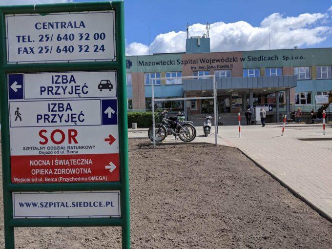 Szpital wojewódzki w Siedlcach