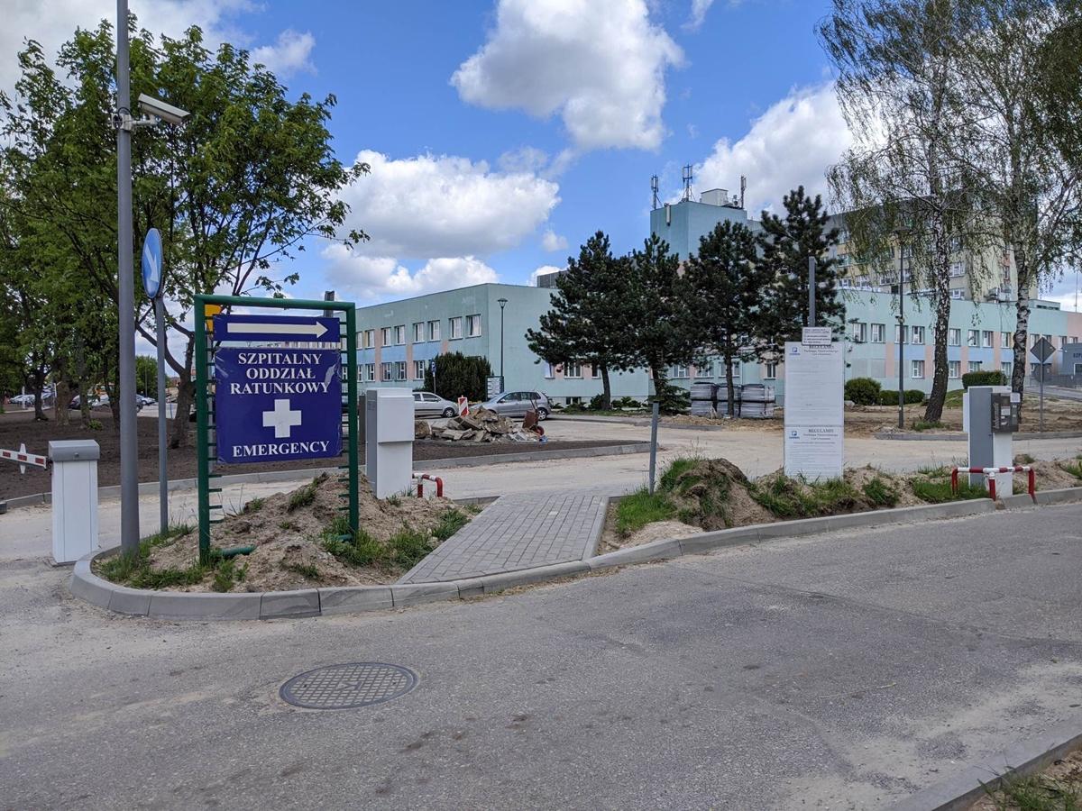 Mazowiecki Szpital Wojewódzki w Siedlcach