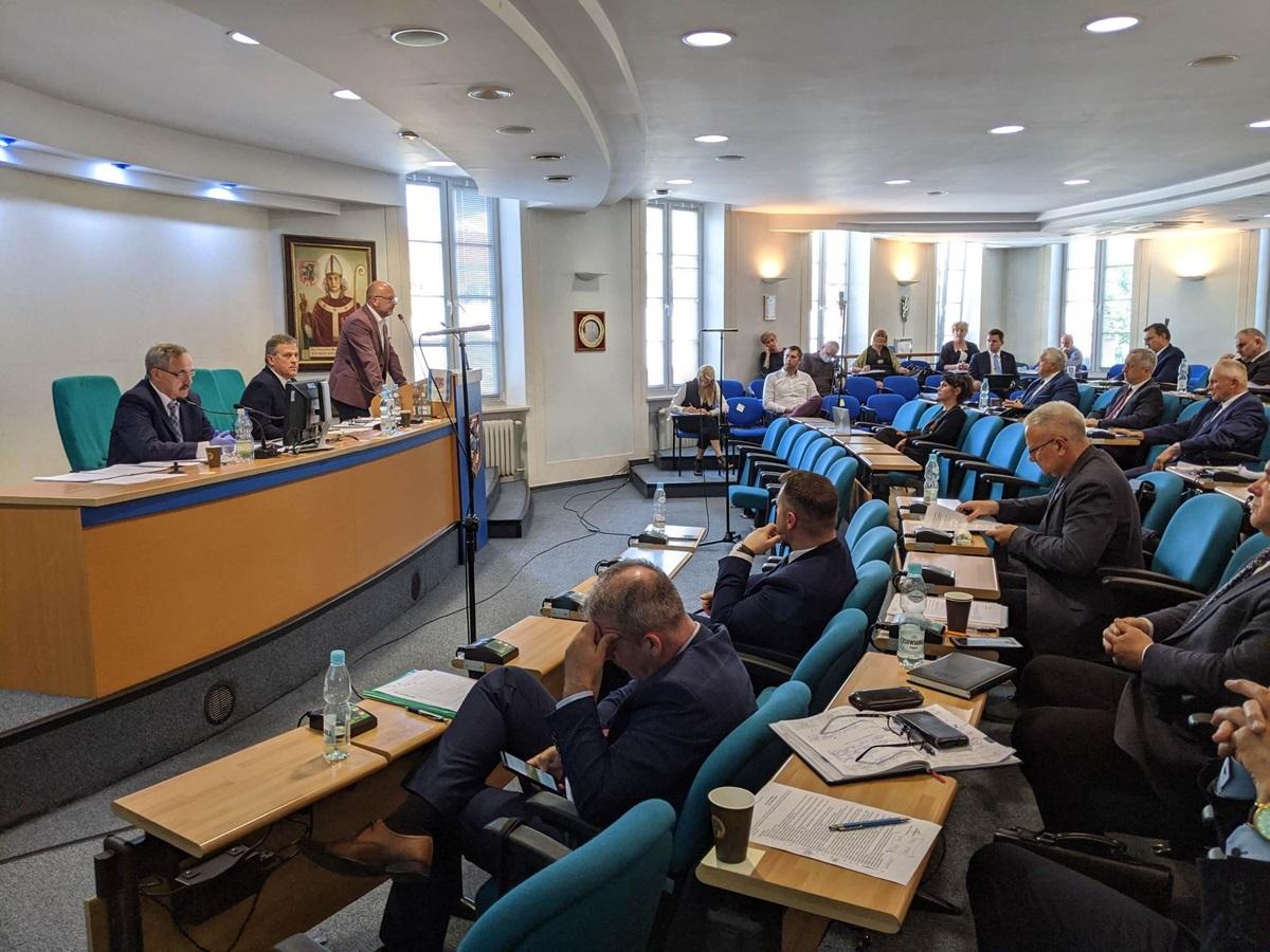 Sesja Rady Miasta Siedlce czerwiec 2020