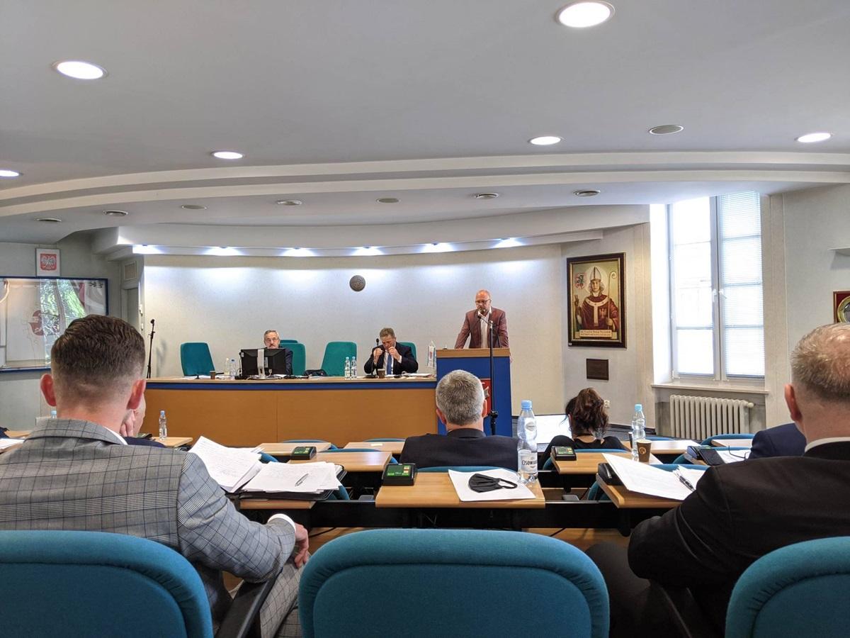 Sesja Rady Miasta czerwiec 2020