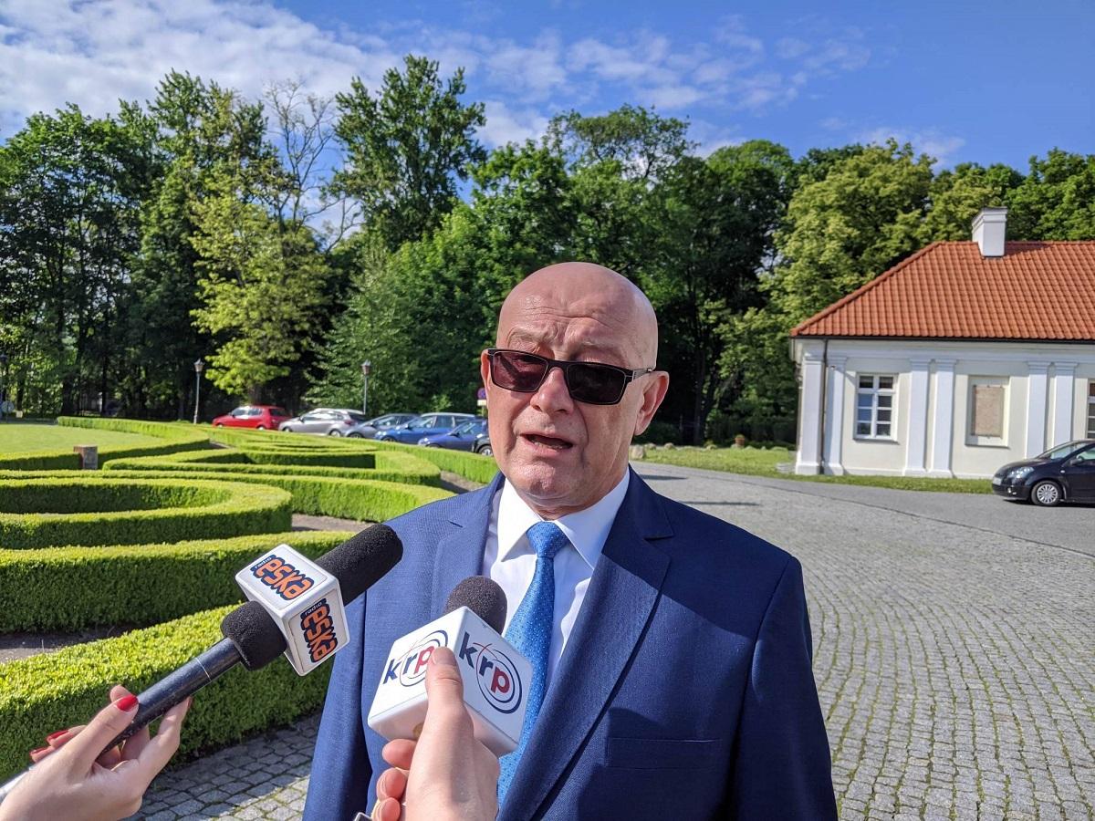Mirosław Minkina rektor UPH