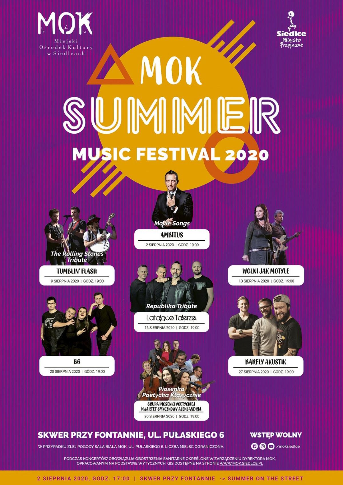 MOK Summer Music Festival