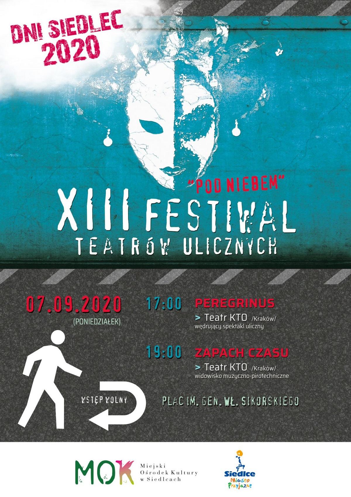 Siedlce Festiwal Teatrów Ulicznych 2020